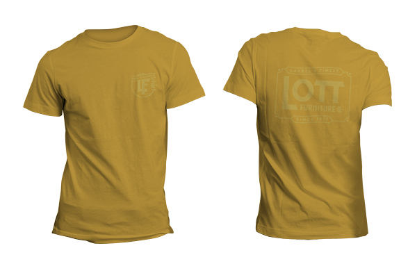 Gold Lott Furniture Co. Tshirt