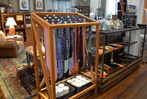 Ties at Guild & Gentry